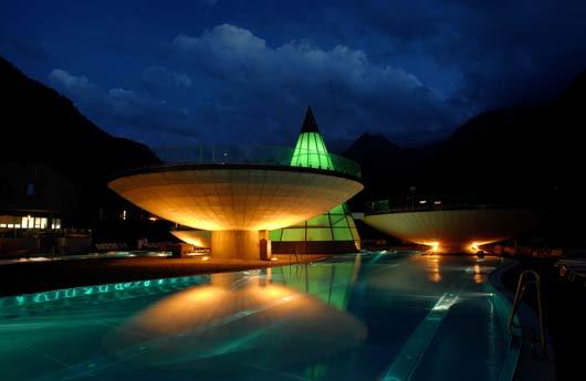 Therme Aquadome Tirol